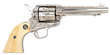 Colt Single Action Army Revolver with Ivory Grips Engraved by Wilbur Glahn (Sepulveda Collection), estimated at $75,000-125,000.