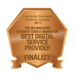 ITC Named a Finalist for Digital Service Provider in the Inaugural Insurance Business Awards