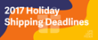 ShipStation Provides Holiday Shipping Deadlines