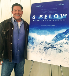 6 Below - Based on the story of  Eric LeMarque.