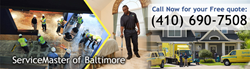 Disaster restoration and cleaning services