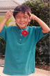 Evan Nagao at 4 years old - already a yoyo master.