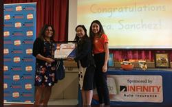 Read Conmigo - Teacher of the Year Award - Infinity Insurance