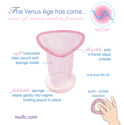 description Female condom
