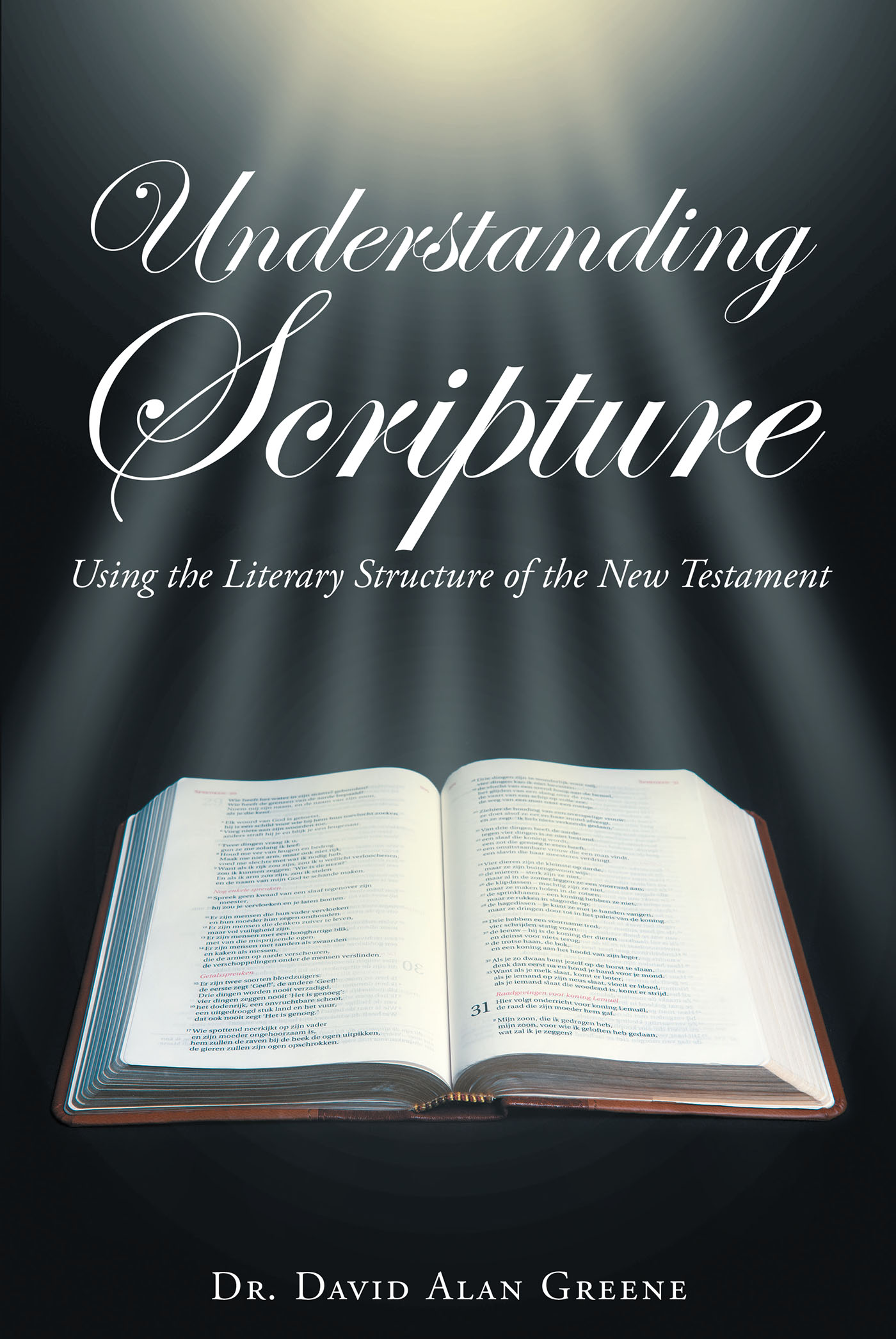 an analysis of the scriptures of the new testament The new testament interpretation of the old testament: according to the scriptures, nisbet, london new testament apologetic.