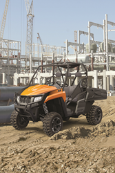 JLG 315G and 615G utility vehicles have received a 2017 Editor's Choice Award from Rental magazine.