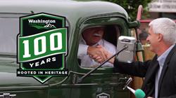 Picture of John Deere dealer celebrating 100 years