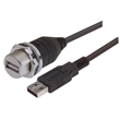 MilesTek Releases Waterproof IP67-Rated USB Cable Assemblies for Harsh Environments