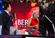 Laura Ingraham Hosts National Talk Radio Show Live From Liberty University Convocation