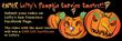 Lefty's the Left Hand Store is Holding a Left-Handed Pumpkin Carving Video Contest!