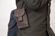 Ranger iPhone X Case—attached to a strap