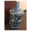 5 Gallon Water Jug of Cut Up Credit Cards at Guidewell Financial Solutions