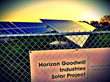 Horizon Goodwill Solar Array Exceeded Expectations Producing More Clean, Green Energy