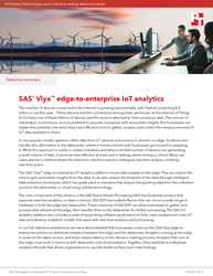 Multiphase analytics can help companies use IoT data to drive business decisions