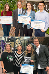 Winners of the 2017 Kelsey's Law Scholarship: Stop Distracted Driving Contest