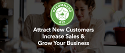 Attract New Customers  Increase Sales & Grow Your Business