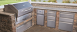 Memphis Wood Fire Grills Doors and Drawers