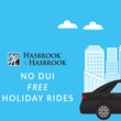 Hasbrook & Hasbrook Offers Free Uber Rides on New Year's Eve