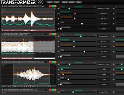 Transformizer Pro, zoom