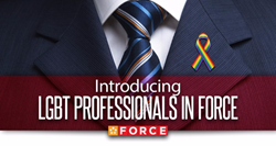 Brandon Jordan named to inaugural LGBT Professionals in FORCE Committee