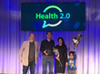 Suggestic's CEO, Victor Chapela, receives Health 2.0 Launch! Award.