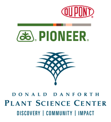 DuPont Pioneer and Donald Danforth Plant Science Center Logos