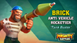 Hothead Games Announces Multiplayer Battle Arena Shooter, Mighty Battles