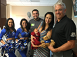 "Florida Hospital Patients Score a Visit with the Lightning ""Originals"""