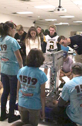 Celebrating Manufacturing Day: Cirtronics Hosts 45 High School Students