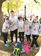 Flint Michigan's Finest Reunited in Denver, Colorado To Run For a Cause