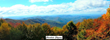 Photo of Great Smoky Mountains National Park, from Cherohala Skyway.