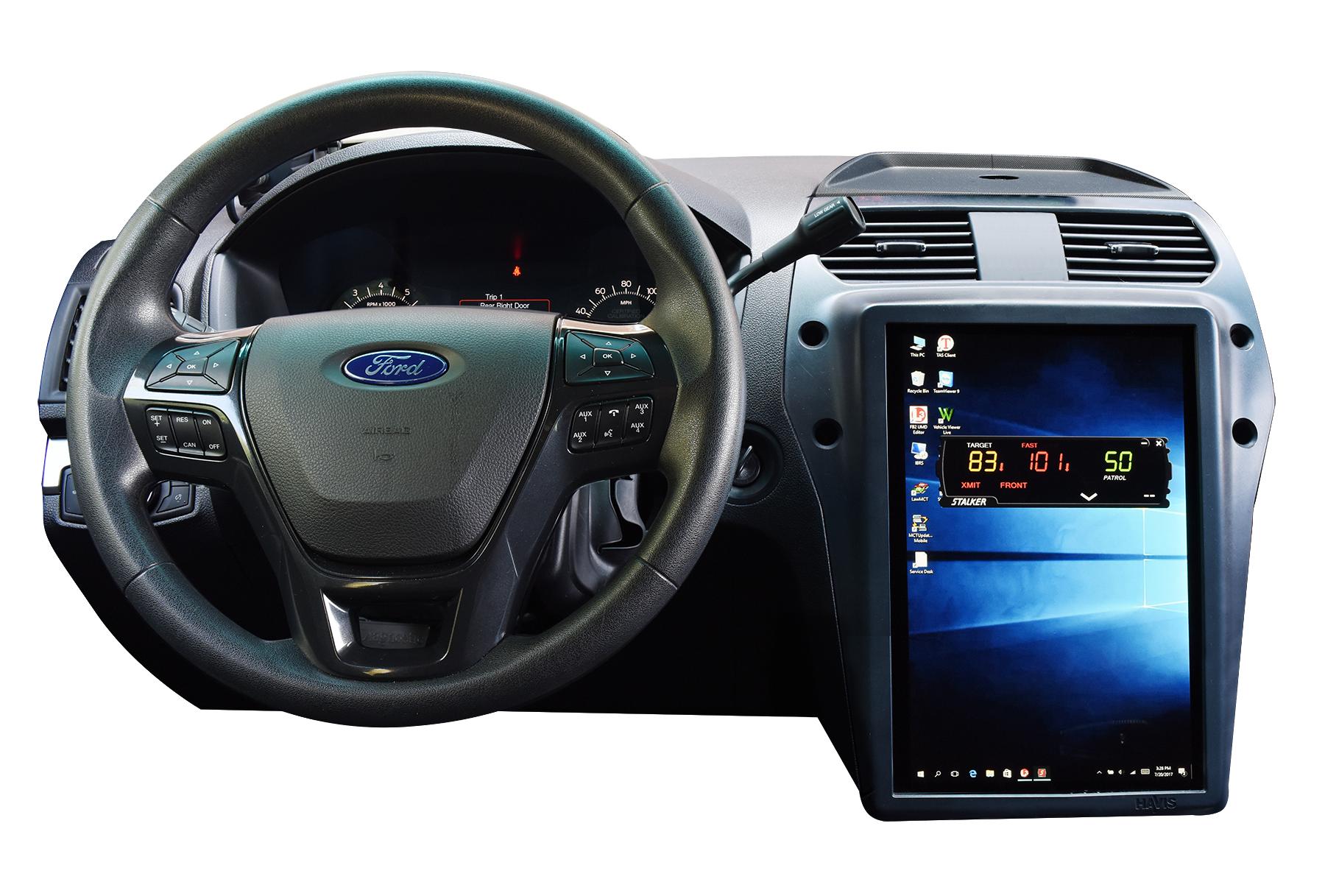 Ford Explorer Limited >> Stalker Radar's Virtual Display Is a Game-Changer for Officer In-Car Safety