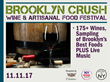 New York Wine Events To Host Annual Fall Wine Tasting Events in Brooklyn and Midtown Manhattan