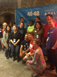 BKV Supports Local Nonprofits and Creates Award-Winning Websites at 48in48's Atlanta Event