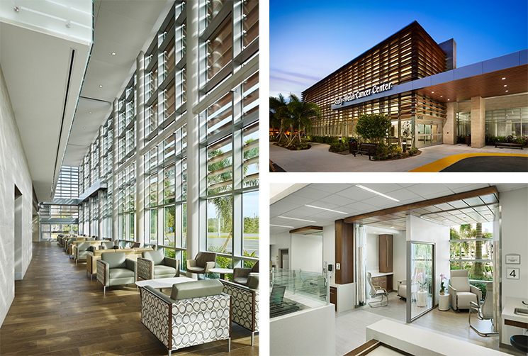 Cancer Center Designed by Array Architects Awarded Modern ...