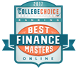 New England College of Business Listed as College Choice's #30 Best 2018 Online Master's in Finance