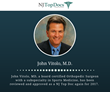 NJ Top Docs Presents, Dr. John Vitolo of Advocare Orthopedic and Sports Medicine Center!