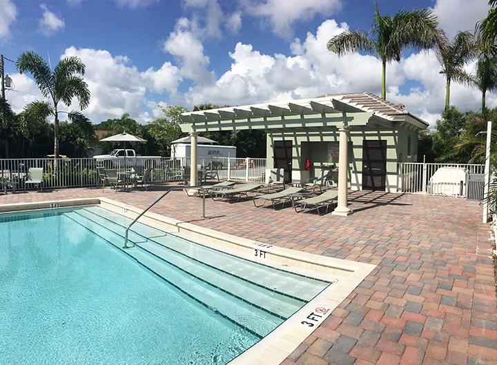 Hampton Cove Unveils New Pool And Cabana