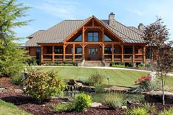 Longleaf Lodge - Southland Log Homes