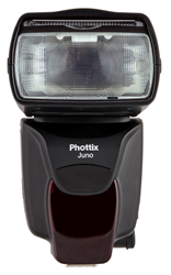 Phottix Introduces The Juno Transceiver Flash: A Manual Flash With All the Innovation You've Come to Expect from Phottix
