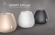 Renaisscent, a Waterless Smart Diffuser that Allows for Complete Scent Customization in an Instant, Launches on Indiegogo