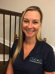 Angela Taylor, Owner and Area Director for Club Z! Tutoring of North Raleigh