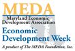 MEDA Hosts Maryland's Statewide Celebration of Economic Development Slated for Next Week