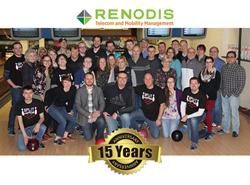 Renodis celebrates 15 years