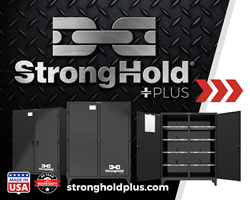 Strong Hold Plus™ Changes the Game for Industrial Storage