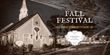 Family-Friendly Fall Festival and Haunted House Scheduled for October 30 at Historic Chapel of the Flowers in Las Vegas