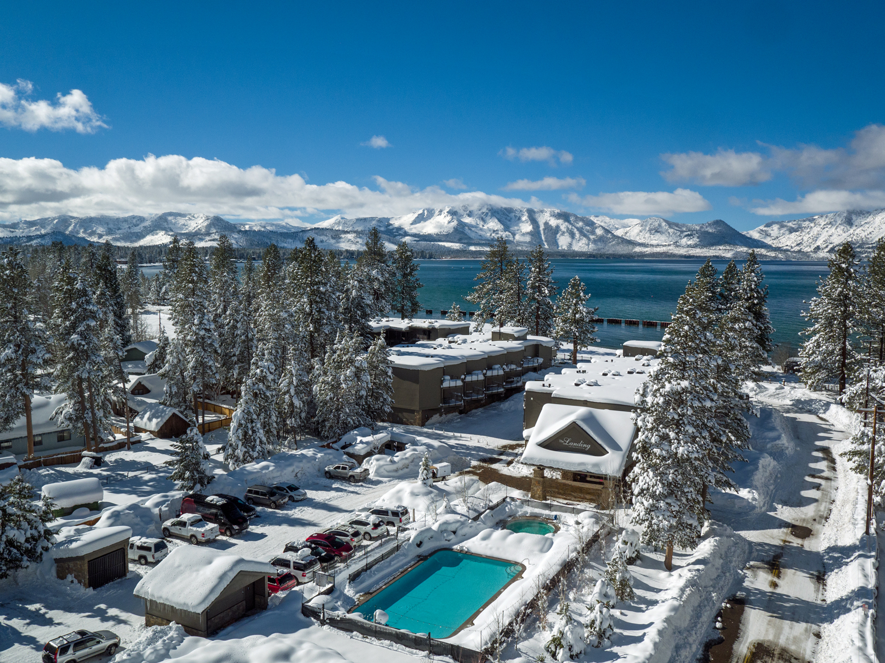 The Landing Resort  Spa Announces Personalized Lake Tahoe
