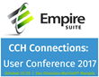 "Empire SUITE Joins CCH User Conference Showcasing How to ""Make CCH Better"""