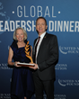 UN Foundation President and Chief Executive Officer Kathy Calvin and Grant F. Reid, CEO and President, Mars, Inc. at the 2017 Global Leadership Dinner