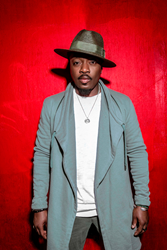Anthony Hamilton Inducted into the North Carolina Music Hall of Fame Today